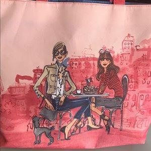 Vintage Lancôme bag